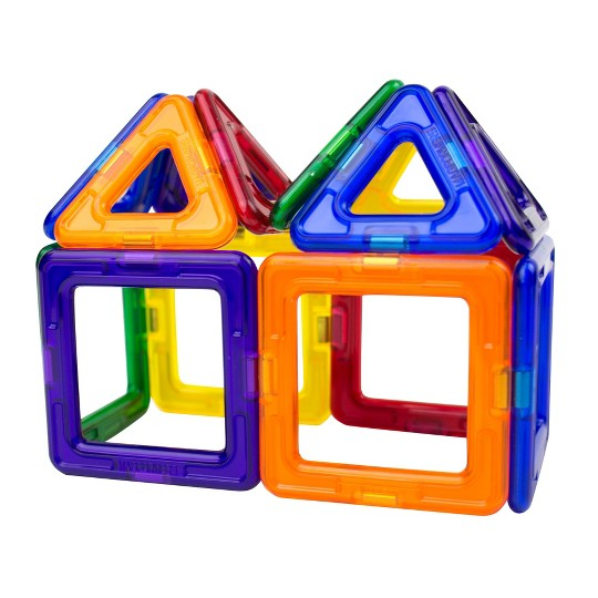Magformers 14 Piece Rainbow Set image number null