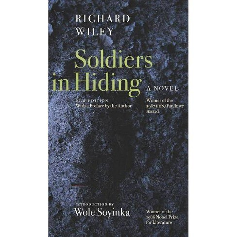 Soldiers in Hiding - (Rediscovery) by  Richard Wiley (Paperback) - image 1 of 1