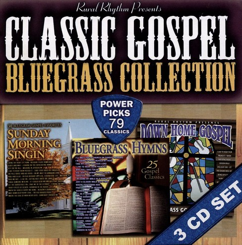 Various - Classic gospel bluegrass collection:7 (CD) - image 1 of 1