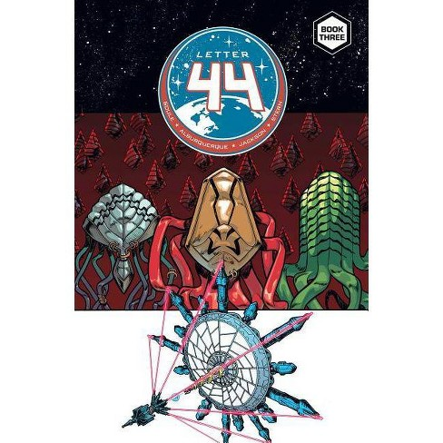 Letter 44 Vol. 3, Volume 3 - by  Charles Soule (Hardcover) - image 1 of 1