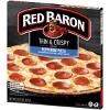 Red Baron Thin Crust Pepperoni Frozen Pizza - 15.77oz - image 2 of 4