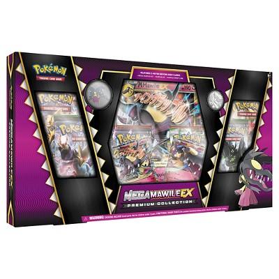 Pokemon Trading Card Game Mega Mawile EX Premium Collection Box