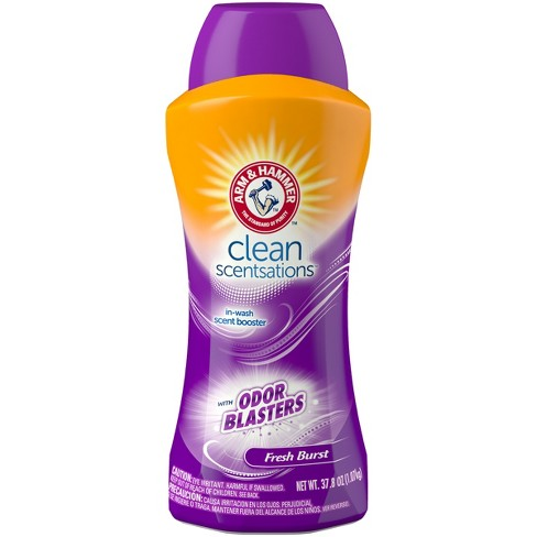 Arm Amp Hammer Odor Blasters Laundry Scent Booster 37 8oz