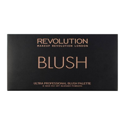 Makeup Revolution Ultra Blush Palette - 0.5oz