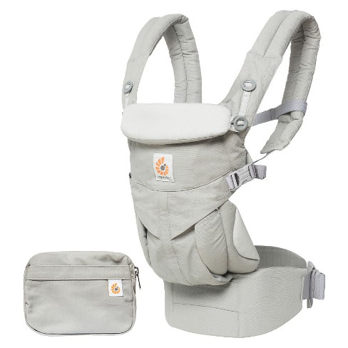 98e7f68ab50 Ergobaby Omni 360 All Carry Positions Ergonomic Baby Carrier - Pearl Gray    Target