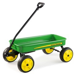 """""""John Deere 28"""""""" Wagon - Green"""""""