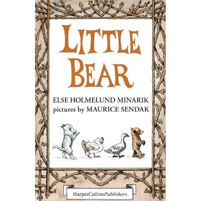 Little Bear Box Set - (I Can Read Level 1)by Else Holmelund Minarik (Paperback)