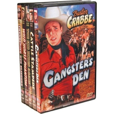 Buster Crabbe Western Feature Films (DVD)(2011) - image 1 of 1