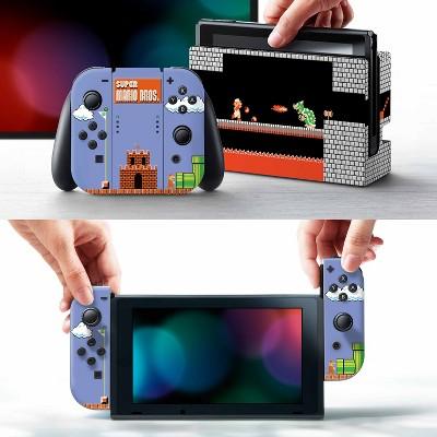 Nintendo Switch Super Mario Bros. Skin and Protector Set