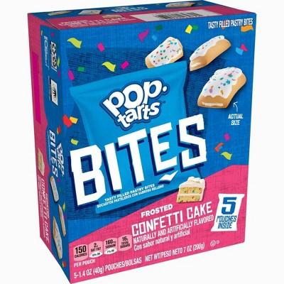 Pop-Tarts Bites Confetti Cake Pastries - 5ct