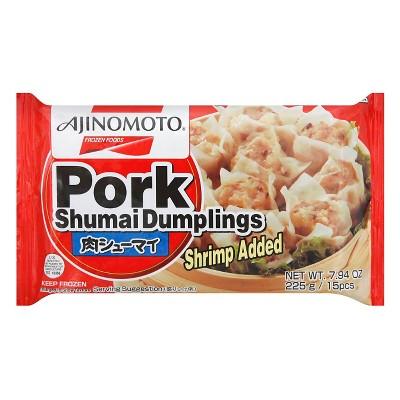 Ajinomoto Frozen Pork & Shrimp Shumai Frozen Dumplings - 7.94oz