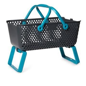 Multipurpose Garden Basket, Mod Hod, For Carrying, Cleaning, and Collecting - Gardener's Supply Company