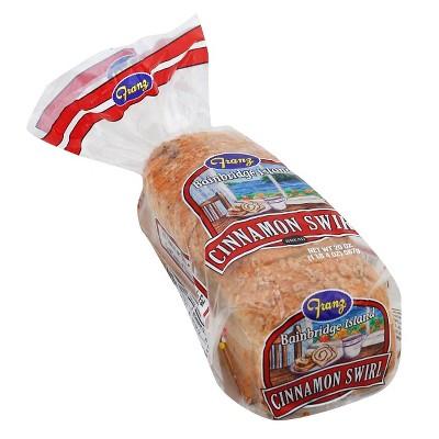 Franz Cinnamon Swirl Bread - 20oz