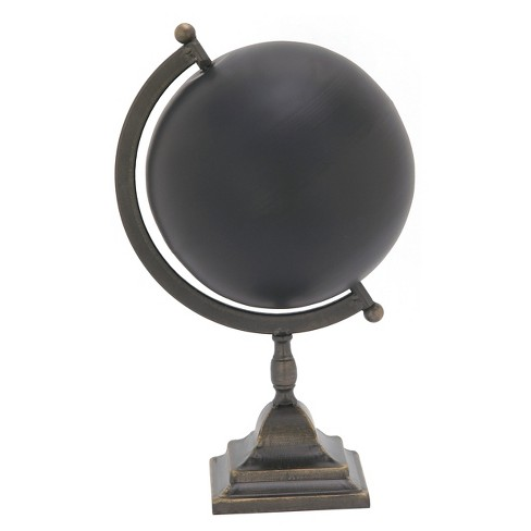 "Traditional Brass Finish Globe (18"") - Olivia & May - image 1 of 2"