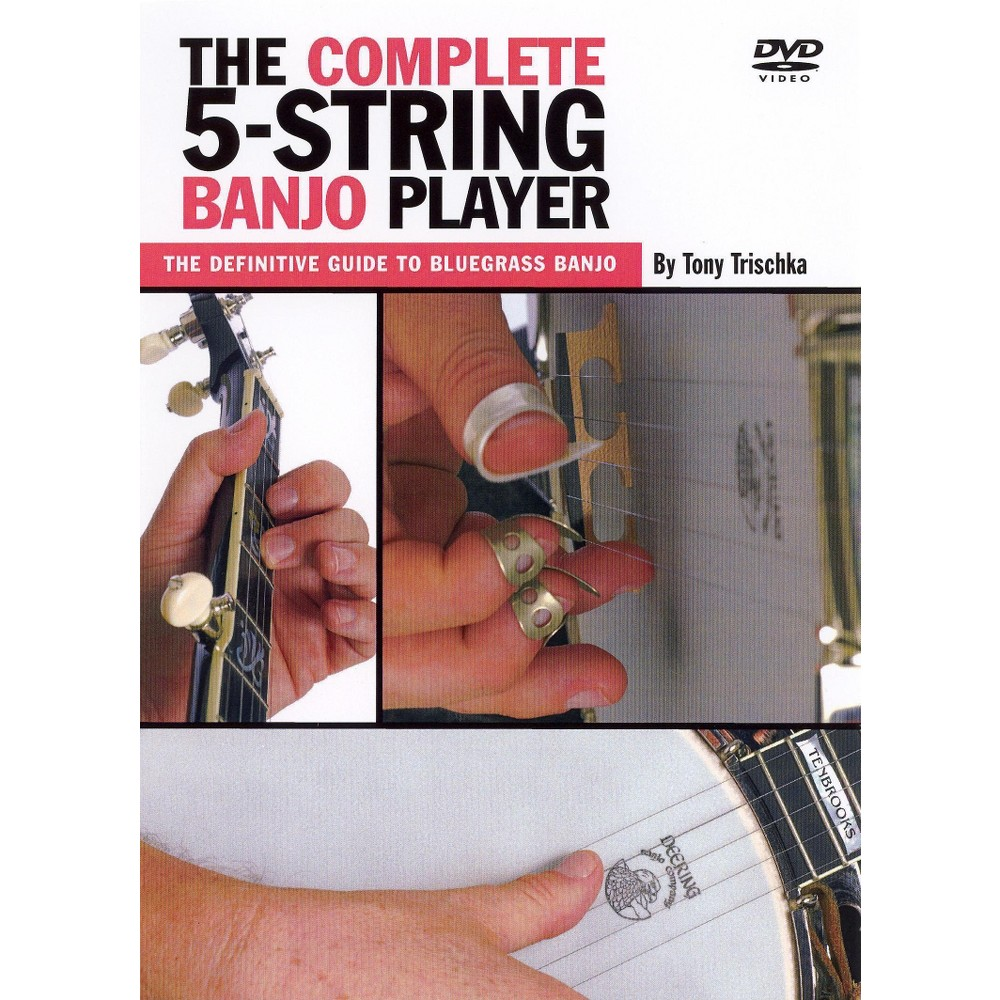 Complete 5 String Banjo Player (Dvd)
