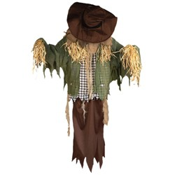 Hanging Surprise Scarecrow Halloween Decorative Scene Props