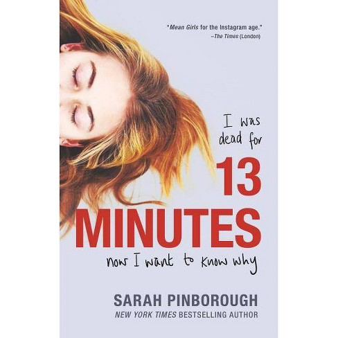13 Minutes - by  Sarah Pinborough (Hardcover) - image 1 of 1