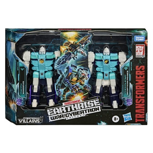 Transformers War for Cybertron: Earthrise WFC-E30 Decepticon Clones 2-Pack - image 1 of 4