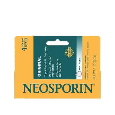 Neosporin Original First Aid Antibiotic Ointment - 1oz