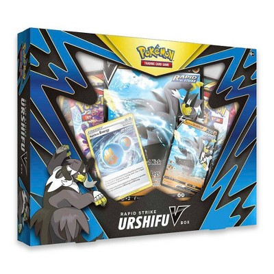 Pokemon Trading Card Game Urshifu V Box Rapid Strike