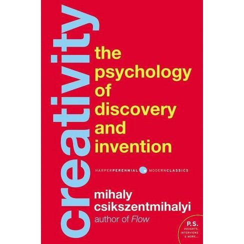 Creativity - (Harper Perennial Modern Classics) by  Mihaly Csikszentmihalyi (Paperback) - image 1 of 1