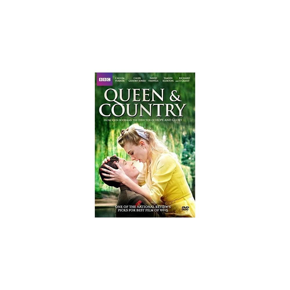 Queen 38 Country Dvd