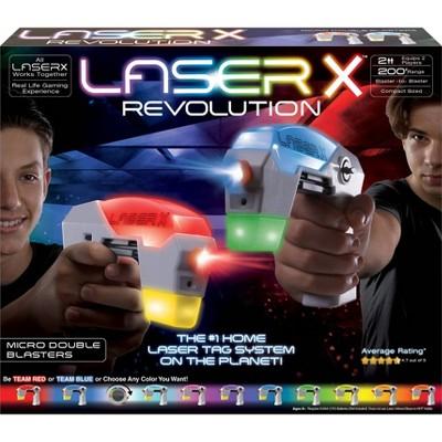 Laser X Revolution Micro Blaster Set