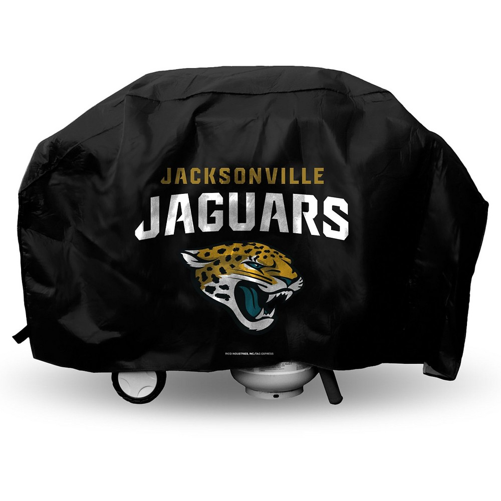 Rico Industries NFL Team Standard Grill Cover - Jacksonville Jaguars