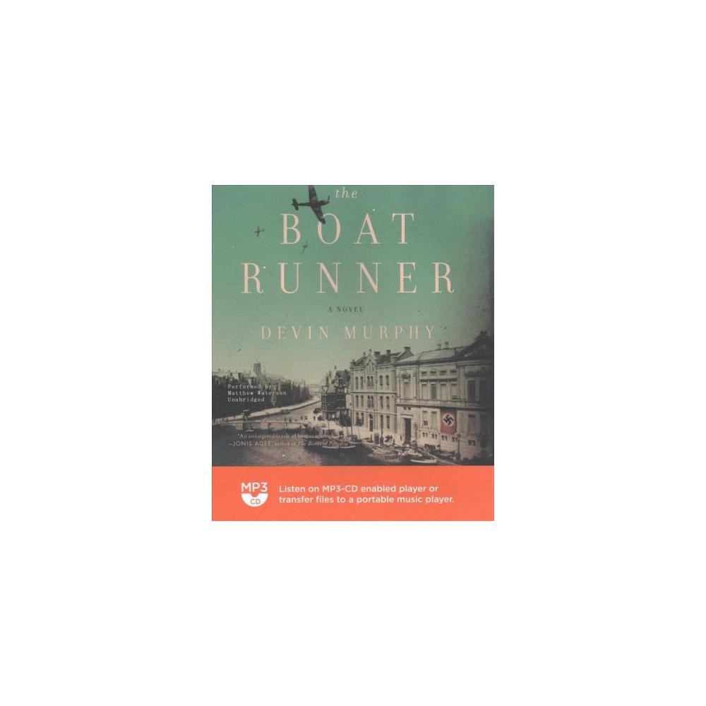 Boat Runner (MP3-CD) (Devin Murphy)