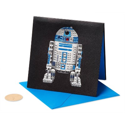 Star Wars Birthday Greeting Card - PAPYRUS