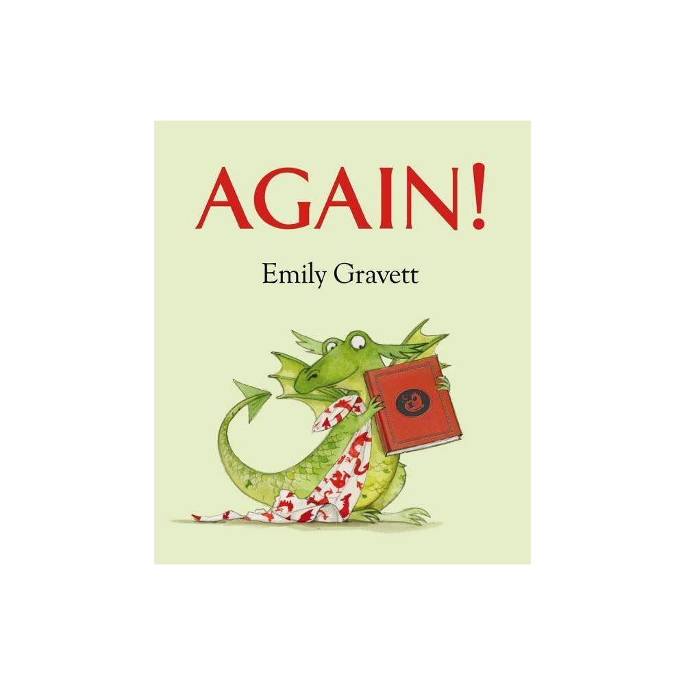 Again By Emily Gravett Hardcover
