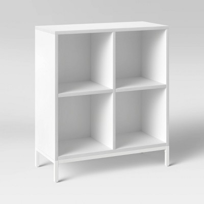 """34"""" Loring 4 Cube Bookcase - Project 62™"""