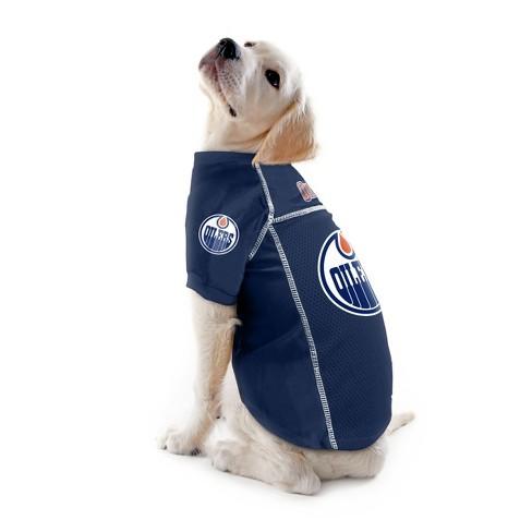 NHL Edmonton Oilers Pet Jersey   Target 48c86b6db