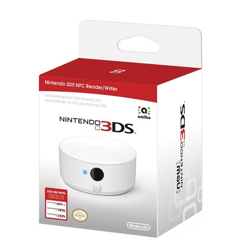 Nintendo® 3DS NFC Reader/Writer Accessory