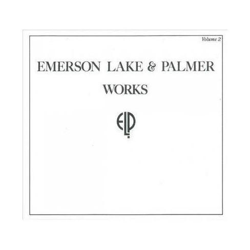 Lake & Palmer Emerson - Works Volume 2 (CD) - image 1 of 1