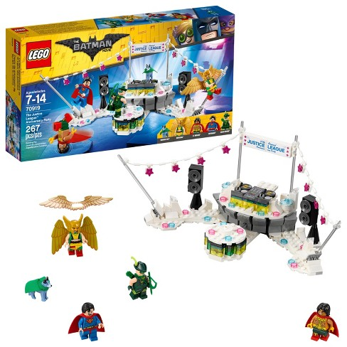 LEGO Batman Movie The Justice League™ Anniversary Party 70919 - image 1 of 5