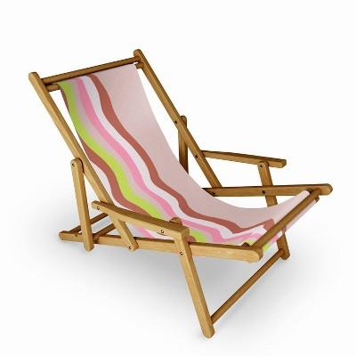 SunshineCanteen Ava Sling Chair - Deny Designs