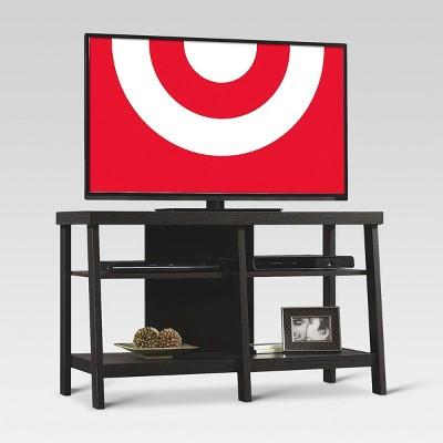 Open Shelf TV Stand Espresso - Threshold™