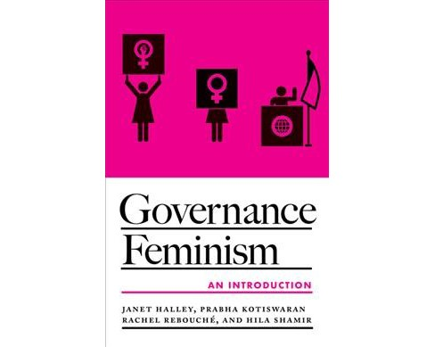 Governance Feminism : An Introduction -  (Paperback) - image 1 of 1