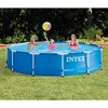 Intex 28210EH 12 Foot x 30 Inch Above Ground Swimming Pool (Pump Not Included) - image 2 of 3