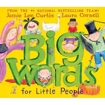Big Words for Little People (Hardcover) by Jamie Lee Curtis