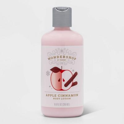 Apple Cinnamon Sugar Holiday Body Lotion - 9.8 fl oz - Wondershop™