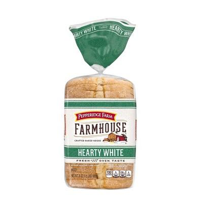 Pepperidge Farm Farmhouse Hearty White Bread - 24oz