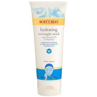 Burt's Bees Hydrating Overnight Face Mask - 2.5oz
