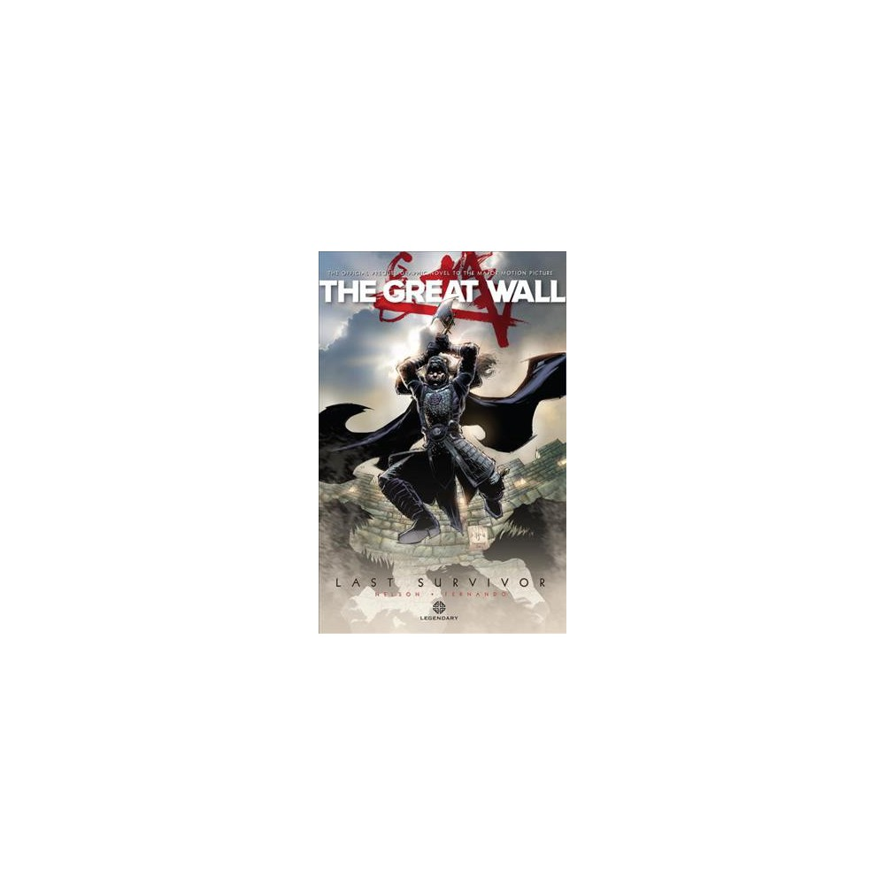 Great Wall (Hardcover) (Arvid Nelson)