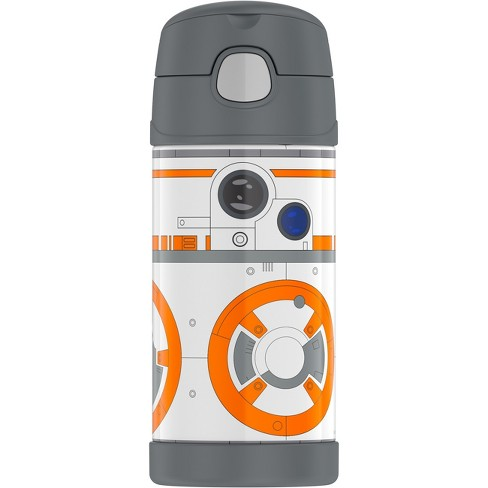 Thermos Star Wars BB-8 12oz FUNtainer Bottle - Black - image 1 of 3