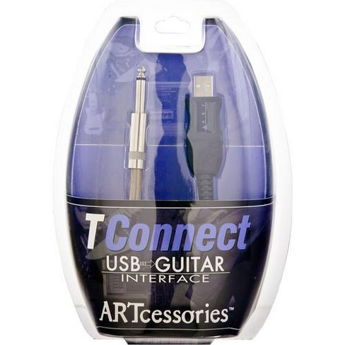 Art Pro Audio TConnect USB to Guitar Interface Cable - image 1 of 2