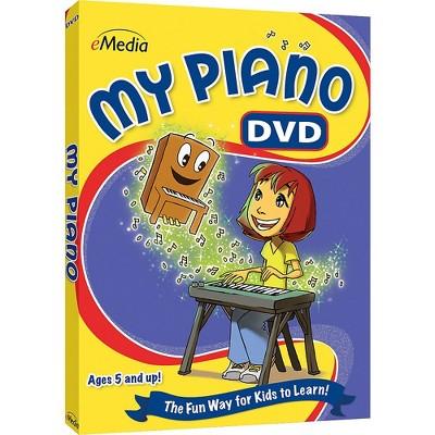 eMedia My Piano DVD
