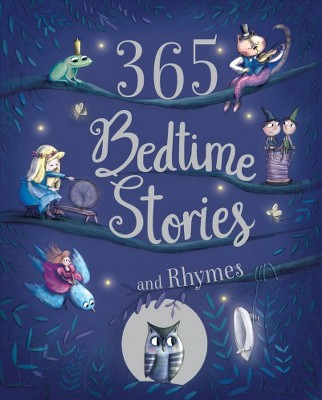 365 Bedtime Stories and Rhymes (Deluxe)(Hardcover)
