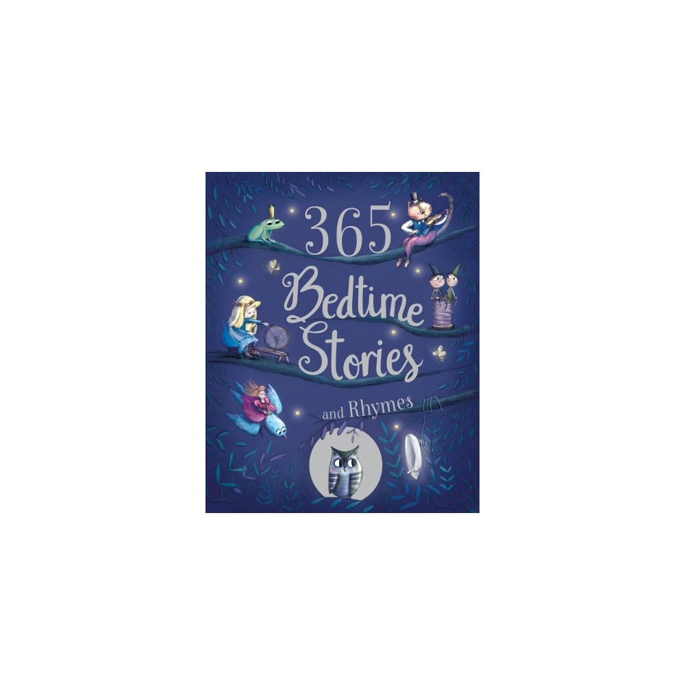 365 Bedtime Stories and Rhymes (Deluxe) (Hardcover)